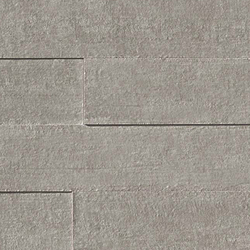Mark Chrome Brick 3d | Piastrelle ceramica | Atlas Concorde