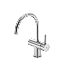 100 1500 Single lever basin mixer with pop up waste 1 ¼"