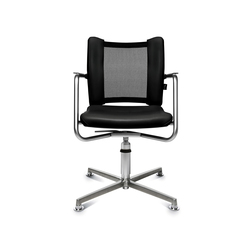 Titan Ltd. 3D Visit | Visitors chairs / Side chairs | Wagner