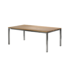 Modena front slide extension table | Tavoli pranzo | Fischer Möbel