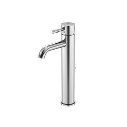 100 1705 Single lever basin mixer with pop up waste 1 ¼"