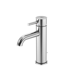 100 1755 Single lever basin mixer with pop up waste 1 ¼"
