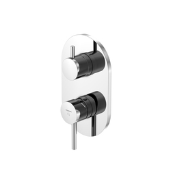 100 2202 Finish set for single lever bath|shower mixer | Shower taps / mixers | Steinberg