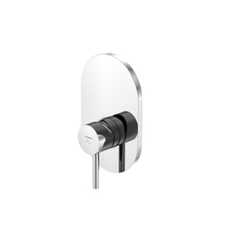 100 2243 Finish set for single lever shwoer mixer | Shower controls | Steinberg