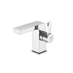 120 1000 Single lever basin mixer with pop up waste 1 ¼"