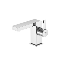 120 1025 Single lever basin mixer without pop up waste | Wash basin taps | Steinberg