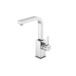 120 1500 Single lever basin mixer with pop up waste 1 ¼"
