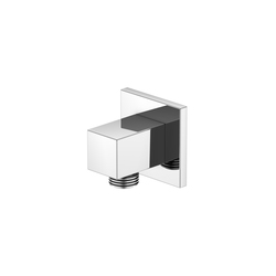 120 1660 Wall mounted elbow outlet 1/2"
