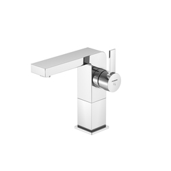 120 1755 Single lever basin mixer with pop up waste 1 ¼"