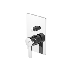120 2103 Finish set for single lever bath/shower mixer with diverter | Bath taps | Steinberg