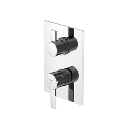 120 2202 Finish set for single lever bath|shower mixer | Shower controls | Steinberg
