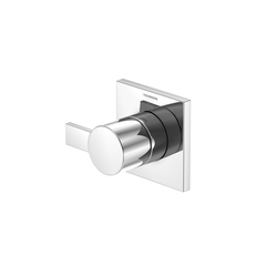 "120 4510 Concealed stop valve  1/2"" for hot water 