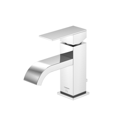 135 1001 Single lever basin mixer with pop up waste 1 ¼"