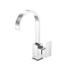 135 1501 Single lever basin mixer with pop up waste 1 ¼"