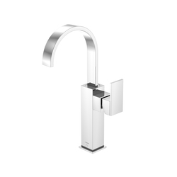 135 1551 Single lever basin mixer without pop up waste | Wash basin taps | Steinberg