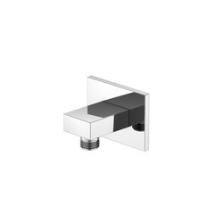 135 1660 Wall mounted elbow outlet 1/2"