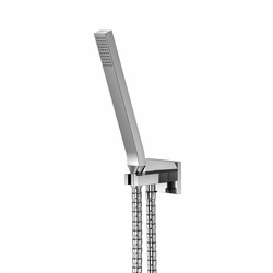 135 1670 Hand shower set with integrated wall elbow 1/2"