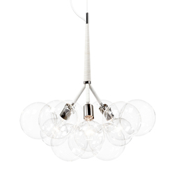 Large Bubble Chandelier | General lighting | PELLE