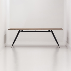 Nogi | Restaurant tables | Zieta