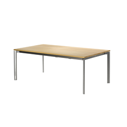 Swing front slide extension table | Tavoli pranzo | Fischer Möbel