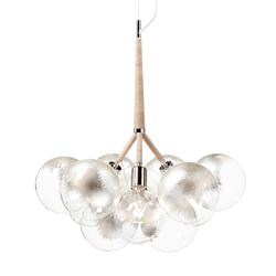Large Bubble Chandelier | Illuminazione generale | PELLE