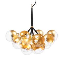 X-Large Bubble Chandelier | Illuminazione generale | PELLE