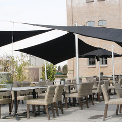 Ingenua | Square | Shade sails | UMBROSA