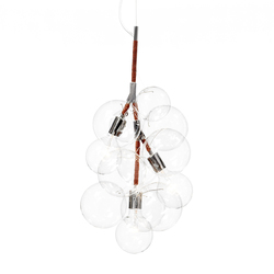 Pendant Bubble Chandelier | General lighting | PELLE