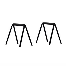 Koza | black | Cavalletti per tavoli | Zieta