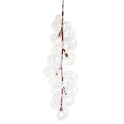 X-Tall Bubble Chandelier | General lighting | PELLE