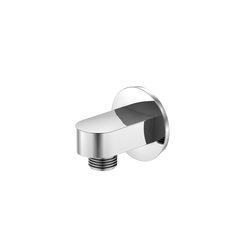 170 1660 Wall mounted elbow outlet 1/2"