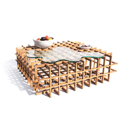 Quadrat Cuboid 47 | Coffee tables | PELLE