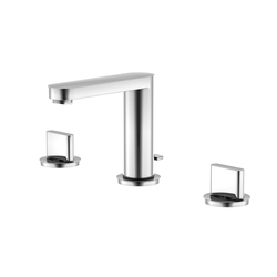 170 2000 3-hole basin mixer wall mounted | Wash-basin taps | Steinberg