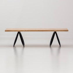 Kozka | Waiting area benches | Zieta