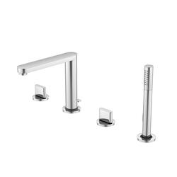 170 2400 4-hole deck mounted bath|shower mixer | Grifería para bañeras | Steinberg