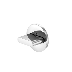 """170 4500 Concealed stop valve 1/2"""" for cold water 