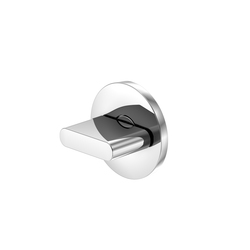 """170 4510 Concealed stop valve 1/2"""" for hot water 