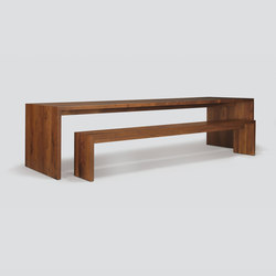 lineground community table | Mesas para restaurantes | Skram