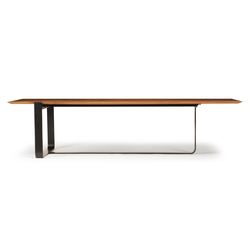 piedmont conference table | Restaurant tables | Skram
