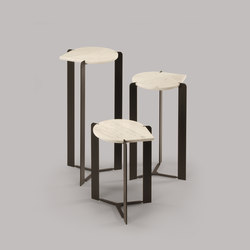 drop side tables | Tavolini alti | Skram