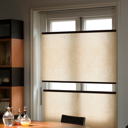 Flow Shades | AW36 | Tende arricciate a cordone | Wood & Washi