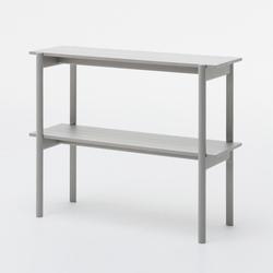 Castor Shelf | Shelving systems | Karimoku New Standard