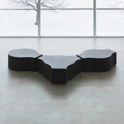 Compound Foam | Bancs de jardin | Jangir Maddadi Design Bureau