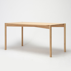 Castor Table 150 | Tables de repas | Karimoku New Standard