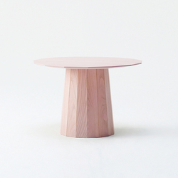 Colour Wood Pink | Mesas auxiliares | Karimoku New Standard