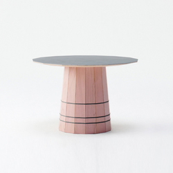Colour Wood Dark Grid | Side tables | Karimoku New Standard
