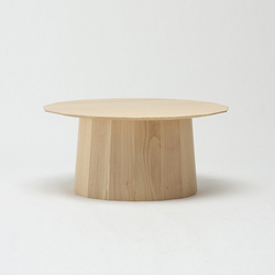 Colour Wood Plain Large | Tables basses | Karimoku New Standard