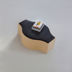 Compound Wood | Modular seating elements | Jangir Maddadi Design Bureau