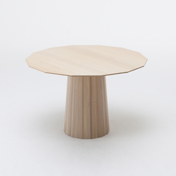 Colour Wood Dining Plain | Mesas comedor | Karimoku New Standard