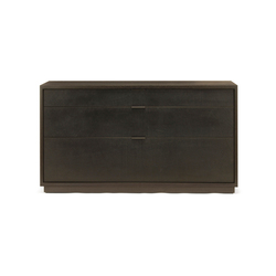 lineground 3-drawer horizontal bureau | Sideboards | Skram